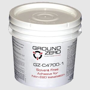 GZ-C4700 Adhesive for Non-ESD Installation