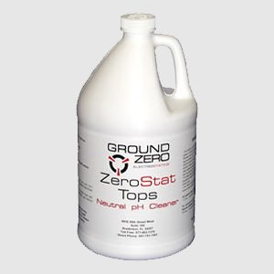 ZeroStat Tops Natural Ph Floor Cleaner