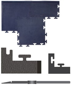 UltraTough Modular Conductive Safety Tile