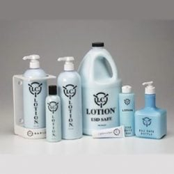 Anti Static Soap & Lotion