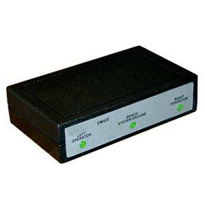 CM-420 Single Threshold, Dual Operator Constant Wrist Strap Monitor