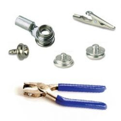 Ground cord accessories, hardware, and tools