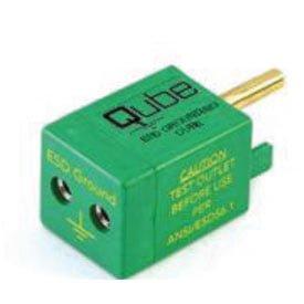 q007 Ground Adapter Plug