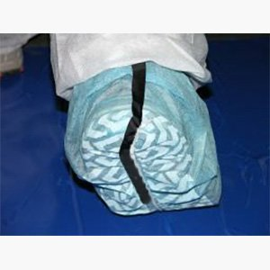 SC-333-SF-CS Polypropylene ESD Shoe Cover