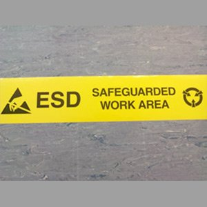TP-WRN ESD Marker Tape