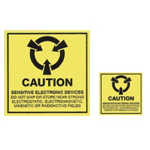 ESD Caution Label